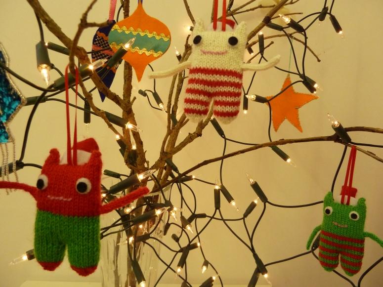 Christmas Decorations - CrawCrafts Beasties
