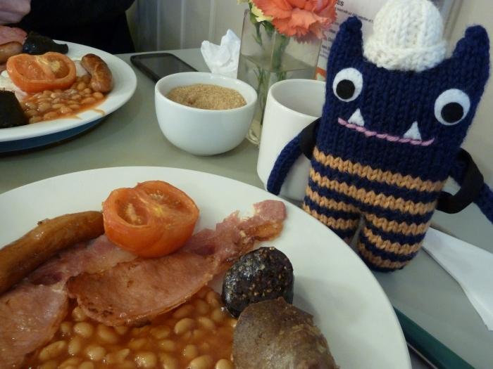 Beastie Breakfast