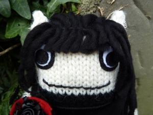 Goth Beastie Closeup