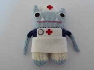 Nurse Beastie 2