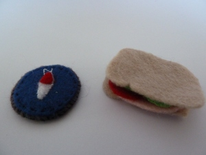 Sandwich and Compass