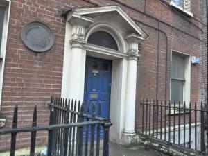 Front Door, Ely Place