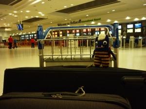 Airport Beastie