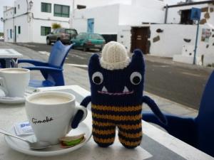 Beastie Coffee Break