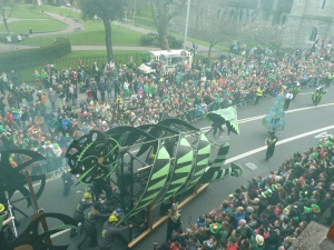 """Celtic Tiger"" Float"