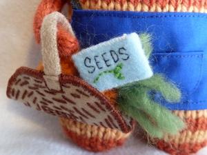 Gardener Beastie Accessories
