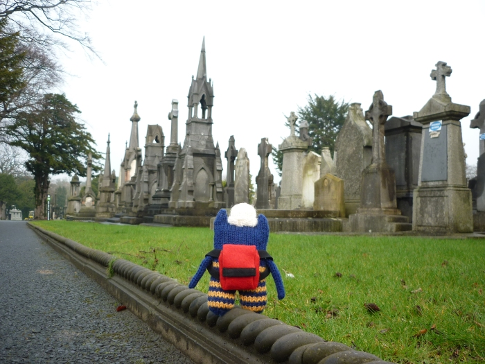 Explorer Beastie in Glasnevin