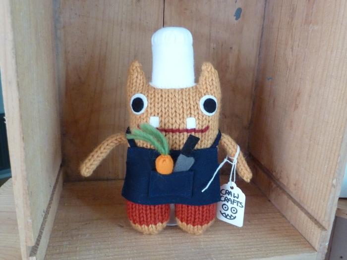 New Chef Beastie