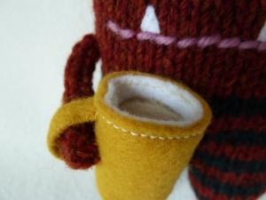 Irish Beastie Tea Mug