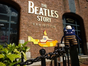 Explorer Beastie Meets The Beatles