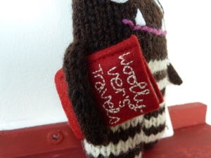 Woolly-ver's Travels Close-Up