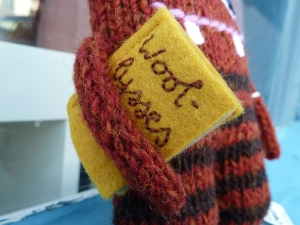 Wool-lysses Close-Up
