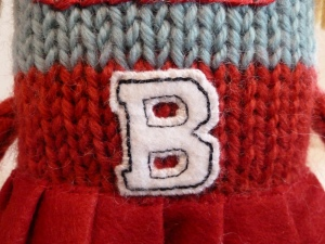 Cheerleader Beastie's Sweater