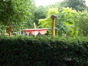 A Longship... in the Park!