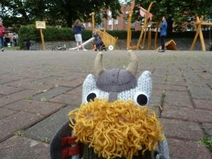 Viking Beastie in the Park