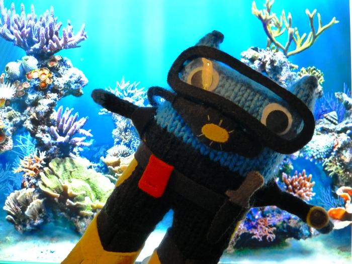Diver Beastie
