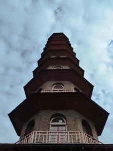 Pagoda Closeup