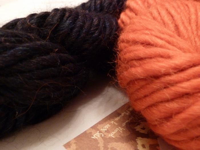 Orange and Black... YUM!