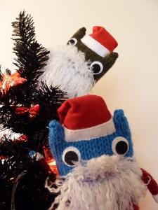 More Santa Beasties!