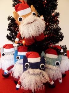 Santa Beasties!