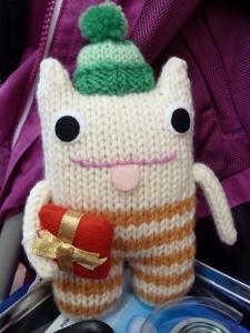 Christmas Gift Beastie
