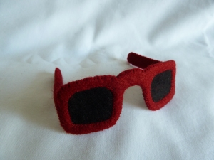 Tracy Beastie's Sunglasses, by CrawCrafts Beasties