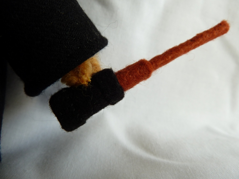 Harry Potter Beastie's Wand, by CrawCrafts Beasties