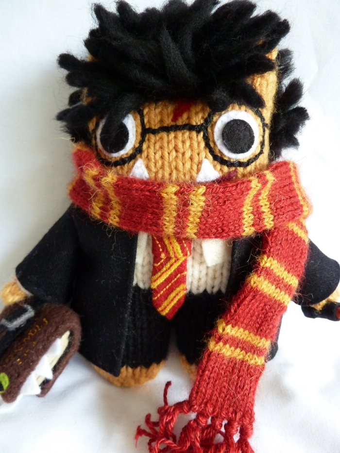 Harry Potter Beastie, by CrawCrafts Beasties