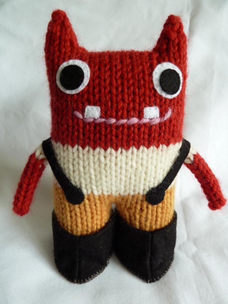 Fireman Beastie's Loungwear! (CrawCrafts Beasties)