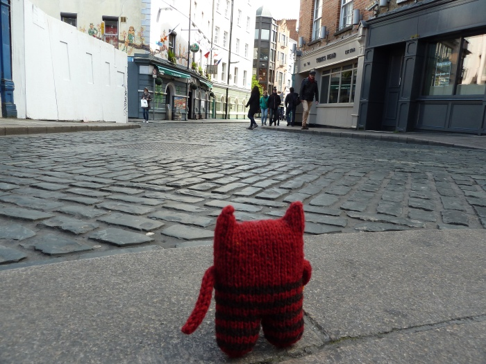 Back Streets, Temple Bar - CrawCrafts Beasties