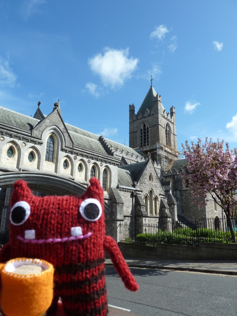 Christchurch Cathedral - CrawCrafts Beasties