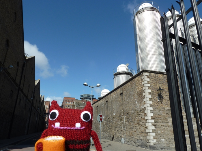 Guinness Factory - CrawCrafts Beasties