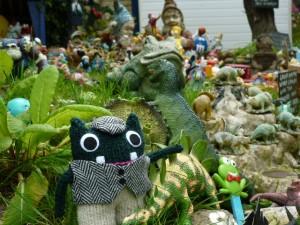Plunkett's Dinosaur Collection - H Crawford/CrawCrafts Beasties
