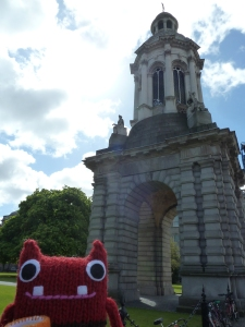 The Campanile, Trinity College - CrawCrafts Beasties