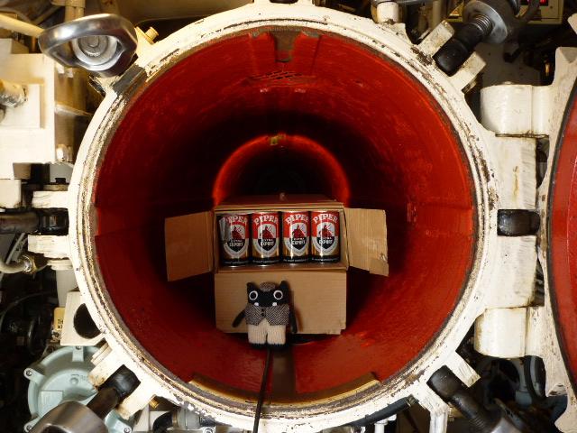 Plunkett in the Torpedo Tube Saloon - H Crawford/CrawCrafts Beasties