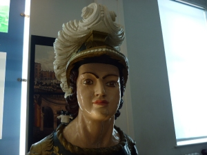 Figurehead Museum, Portsmouth - H Crawford/Crawcrafts Beasties