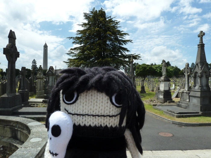 Monuments at Glasnevin - CrawCrafts Beasties