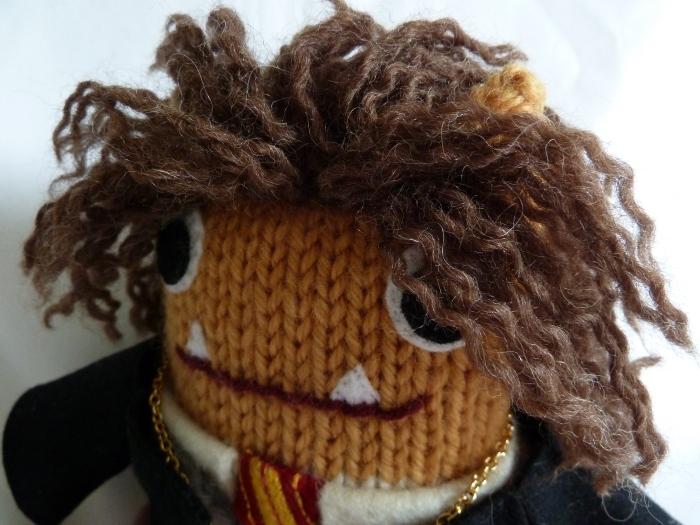 Hermione Beastie's Hair - CrawCrafts Beasties