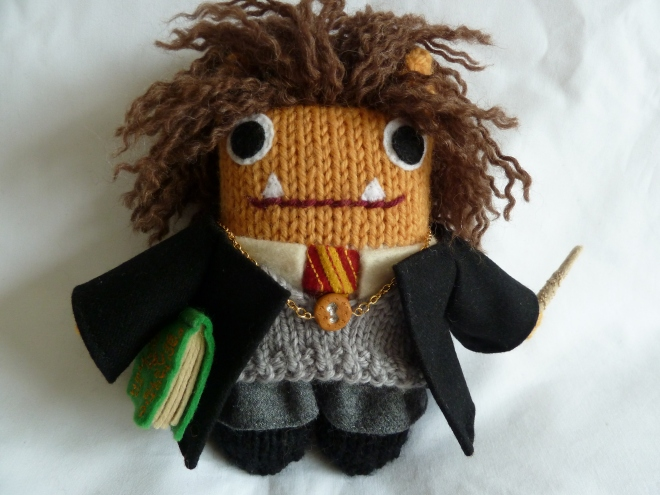 Hermione Beastie, by CrawCrafts Beasties