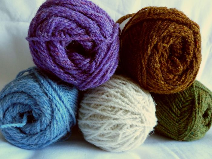 Summer Barróg Beastie Yarn Colours - CrawCrafts Beasties