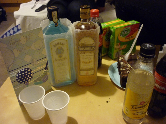 Low-rent Birthday Party - CrawCrafts Beasties