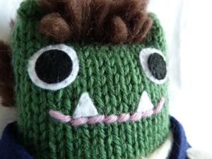 Groom Beastie's Smile - CrawCrafts Beasties