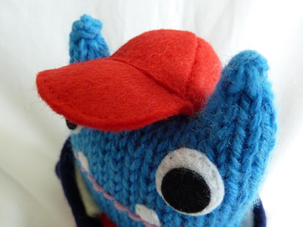 Groom Beastie's Baseball Cap - CrawCrafts Beasties