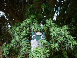Plunkett with the Yew Tree - H Crawford/CrawCrafts Beasties