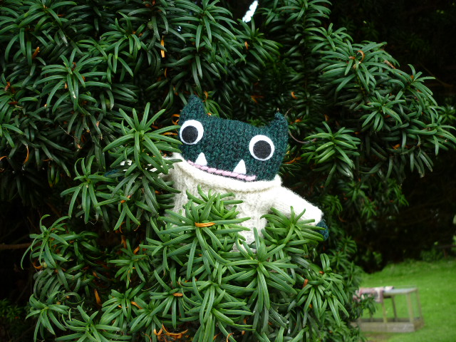 Paddy with the Yew Tree - H Crawford/CrawCrafts Beasties