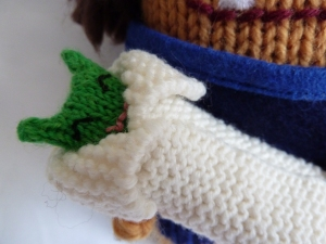 Beastie Baby's First Closeup - CrawCrafts Beasties
