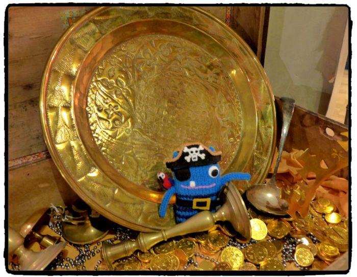 Even more treasure - N Rimmer/CrawCrafts Beasties
