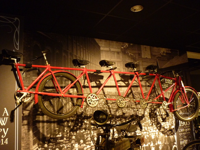 A Bicycle Made for... SIX? H Crawford/CrawCrafts Beasties