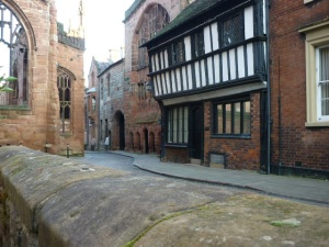 The Old City, Coventry - H Crawford/CrawCrafts Beasties