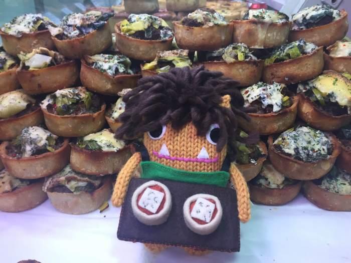 Pies for Everybody! S Allen/CrawCrafts Beasties
